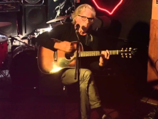 Amsterdam Songwriters Circle Live - Peter van Reyen