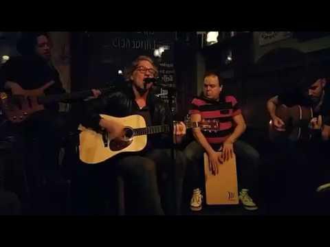 Peter van Reyen in Cafe Langereis Amsterdam: feat. Marijn Slager, Dan Joyce, Tom Vos.